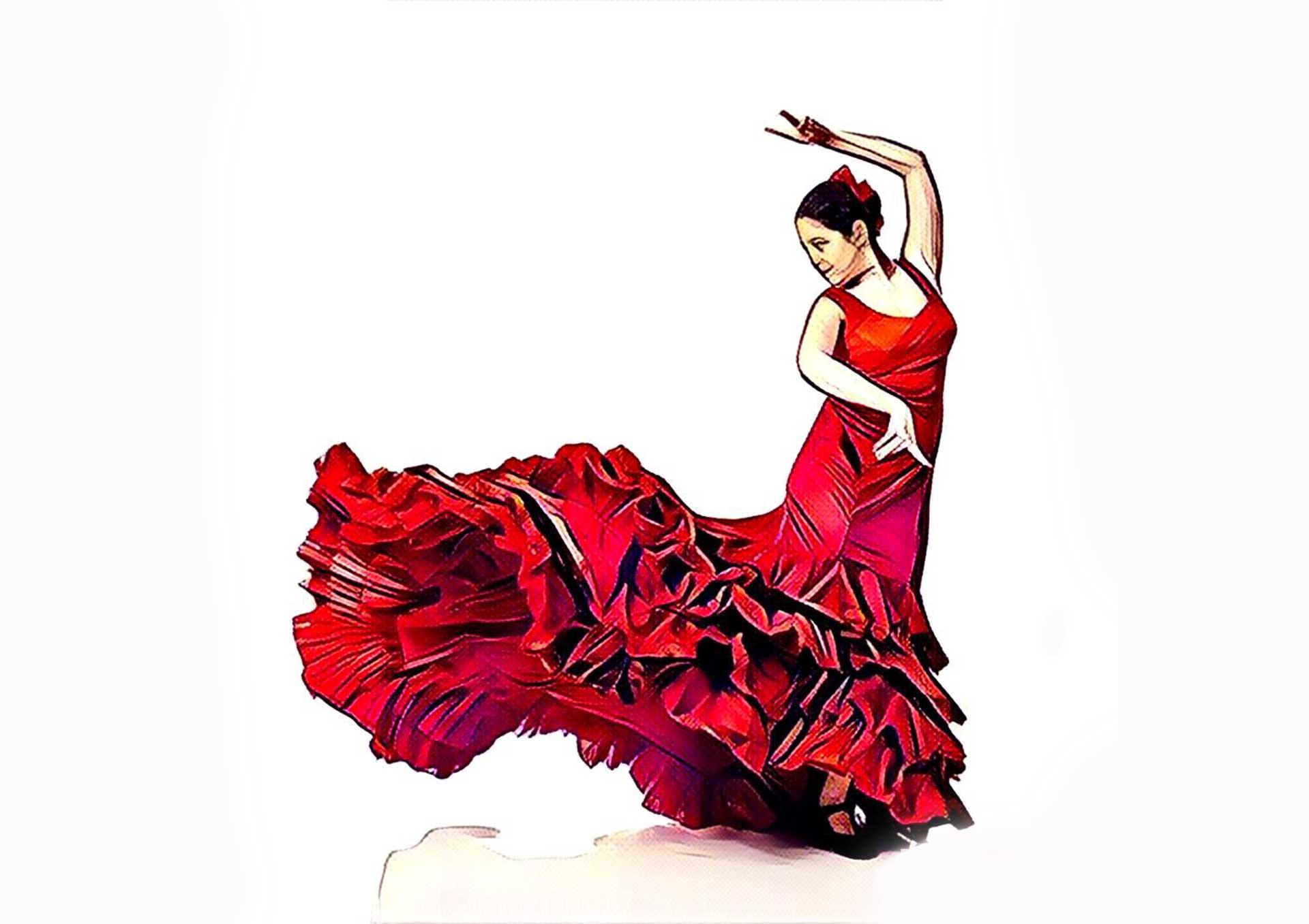 Corsi flamenco Novara