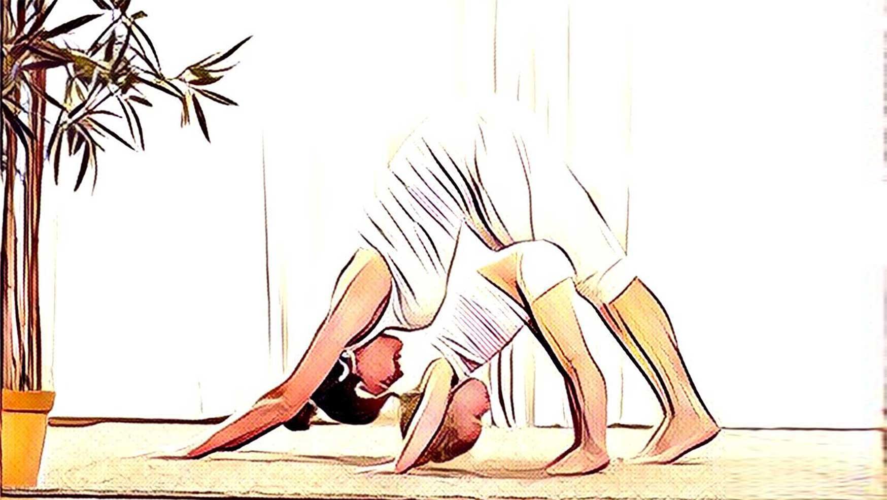 corsi yoga dance novara