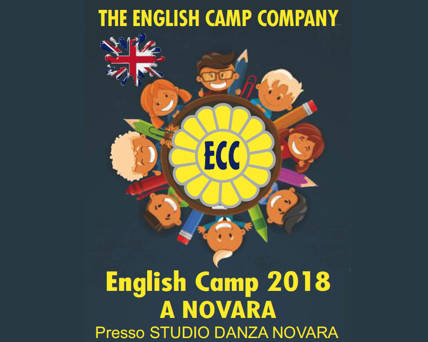 english camp studio danza novara