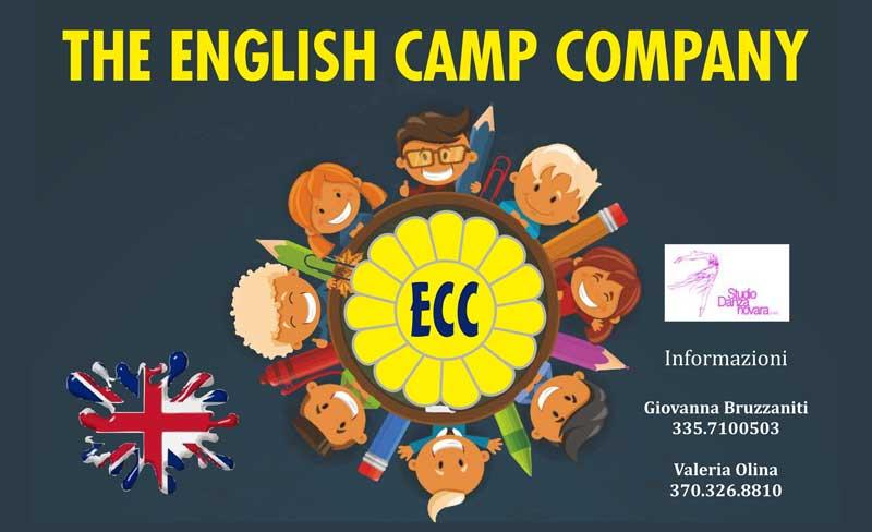 THE ENGLISH CAMP