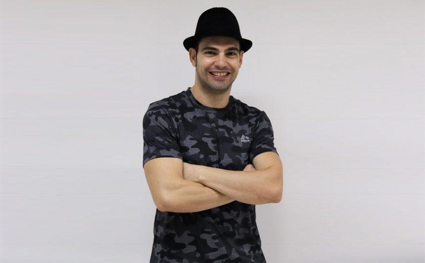Igor Montalto insegnate di Hip Hop